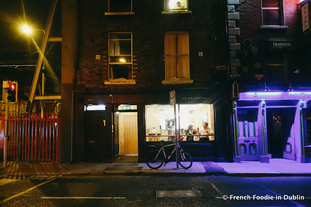Fish Shop Dublin - French Foodie in Dublin