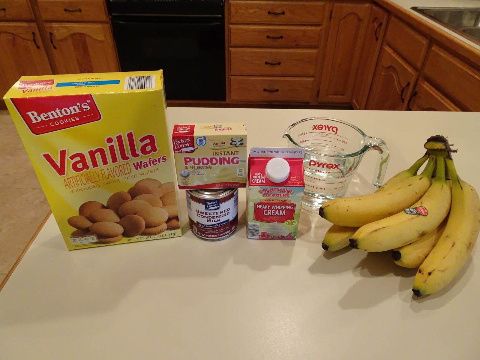Easy as Pie: Banana Pudding
