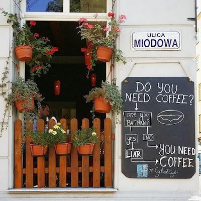 Café en Kazimierz