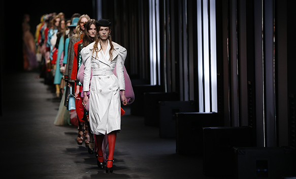 #MFW: Gucci's FW16 Runway & Bags Report
