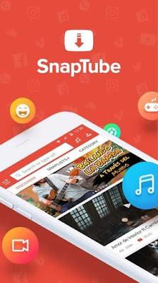 تحميل Snaptube بدون اعلانات سناب تيوب برو الاصفر 2019