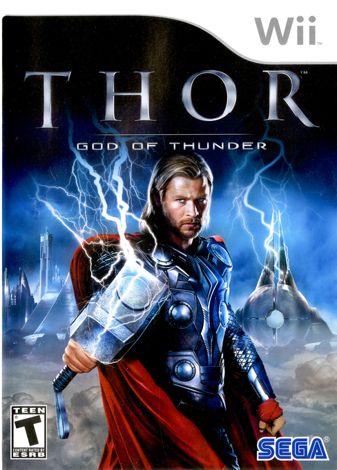 Thor: God of Thunder Wii ISO (U)