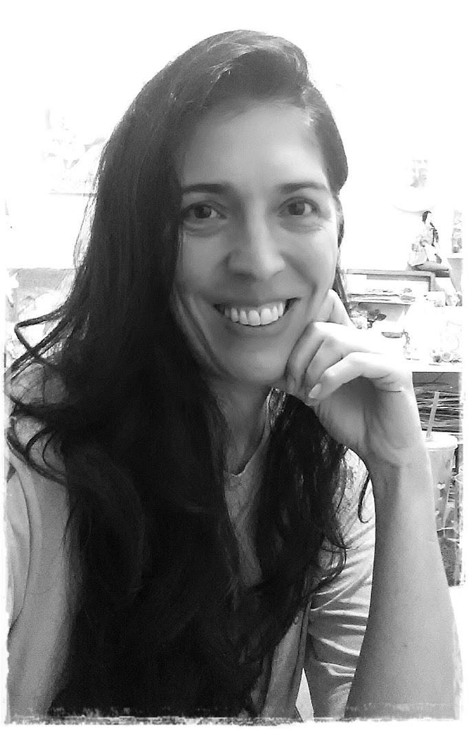 Luciana Warnowski em Portugal