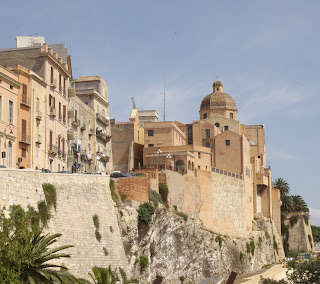 The Castello is the historic centre of Cagliari