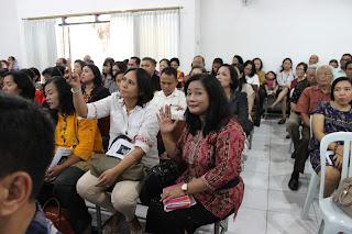 Peneguhan Majelis Periode  2017-2022 - GPIB SHALOM