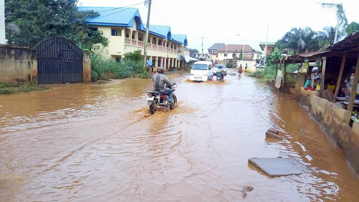 deplorable conditions of city roads Continued from last week commuters groan on benin-auchi, ibillo – okene –  lokoja highways travelling from benin city, the edo state.