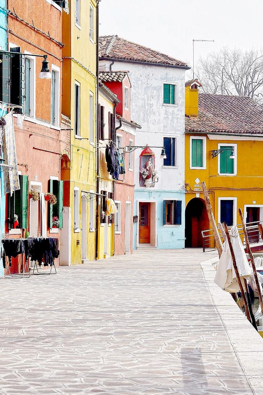 Venedig_Burano_bunte_Häuser3