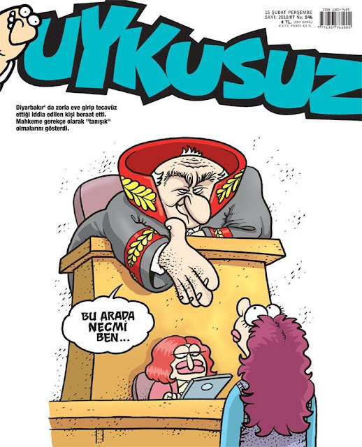 uykusuz 15 february 2018 cover