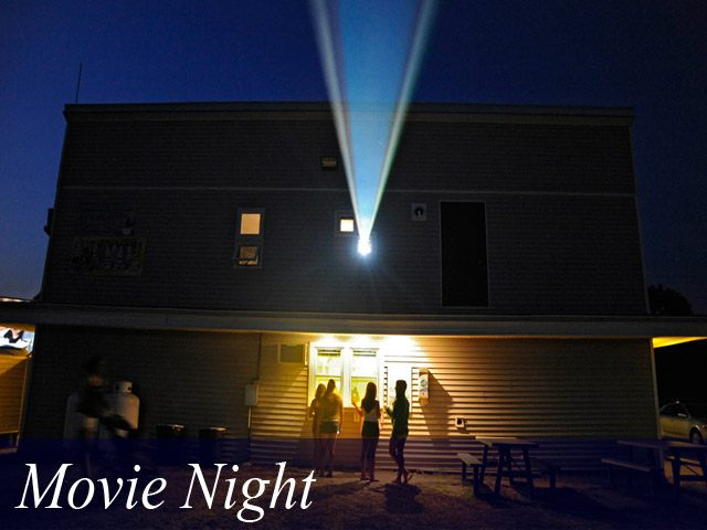 Christian Themed Movie Night - Light of the World