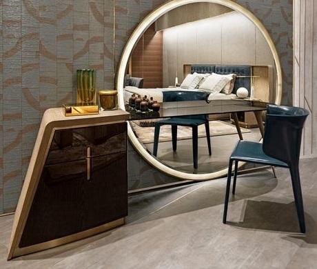 +70 wooden dressing table designs for modern bedroom furniture sets 2019
