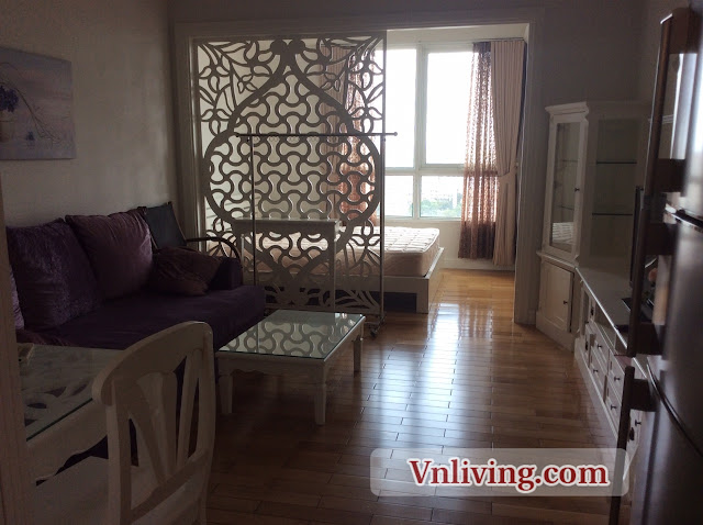 The Manor Studio Apartment for rent in Binh Thanh District