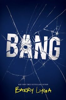Bang, by Barry Lyga book cover