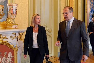 F. Mogherini: L'UE et la Russie ne sont plus des partenaires stratégiques dans - ECLAIRAGE - REFLEXION mogherini