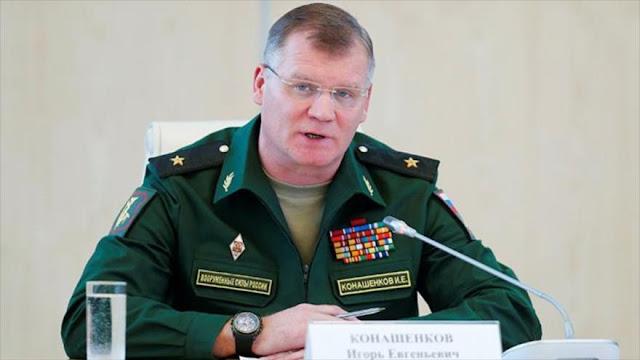 Moscú: Ataque al hospital ruso en Alepo merece condena mundial