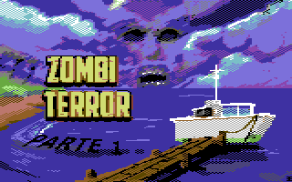 Zombie Terror (C64)