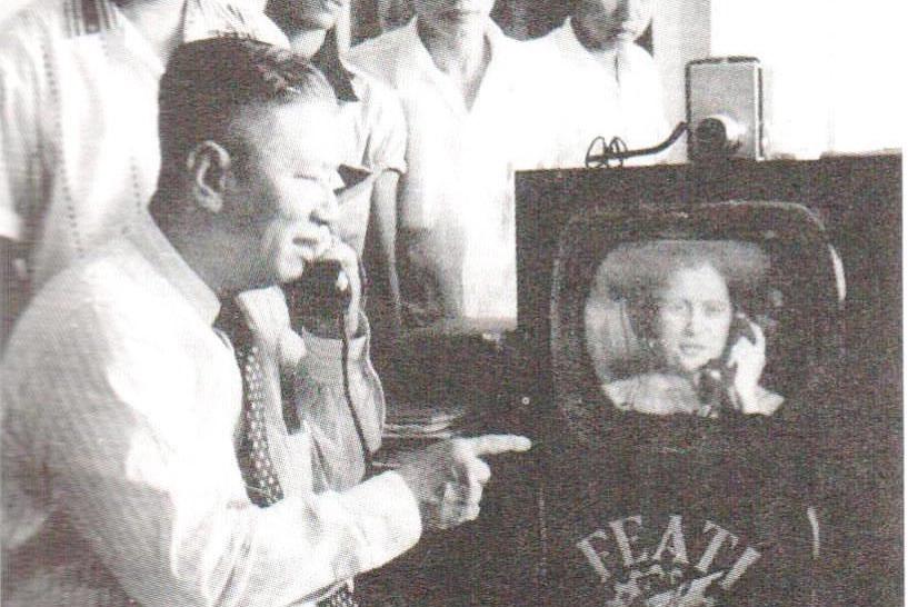 Gregorio Y. Zara, Filipino Inventor, Video Chat