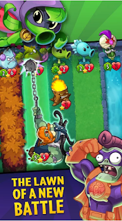 Plants vs. Zombies Heroes mod apk unlimited turn