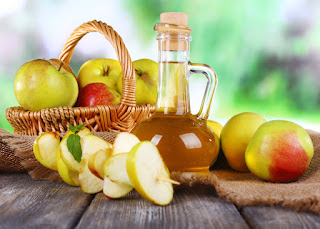 Vinagre de Sidra de Manzana Para Evitar Transpirar Excesivamente