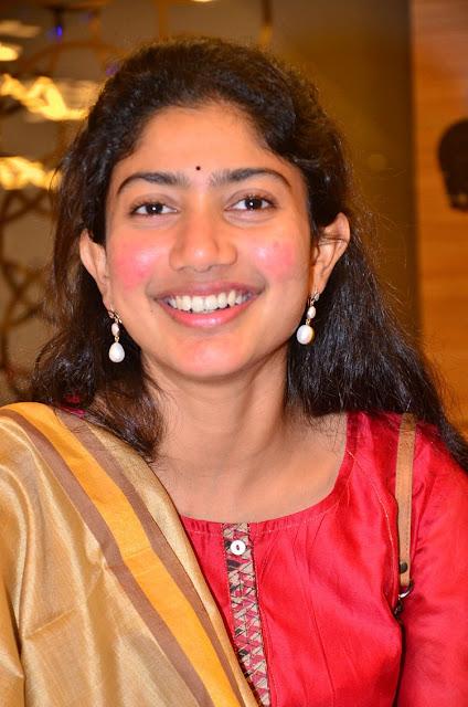 Sai Pallavi at Fidaa Movie 50 days celebrations Press meet