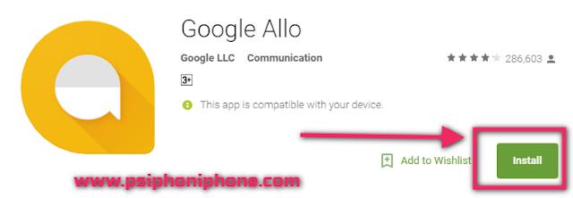 google allo apk download