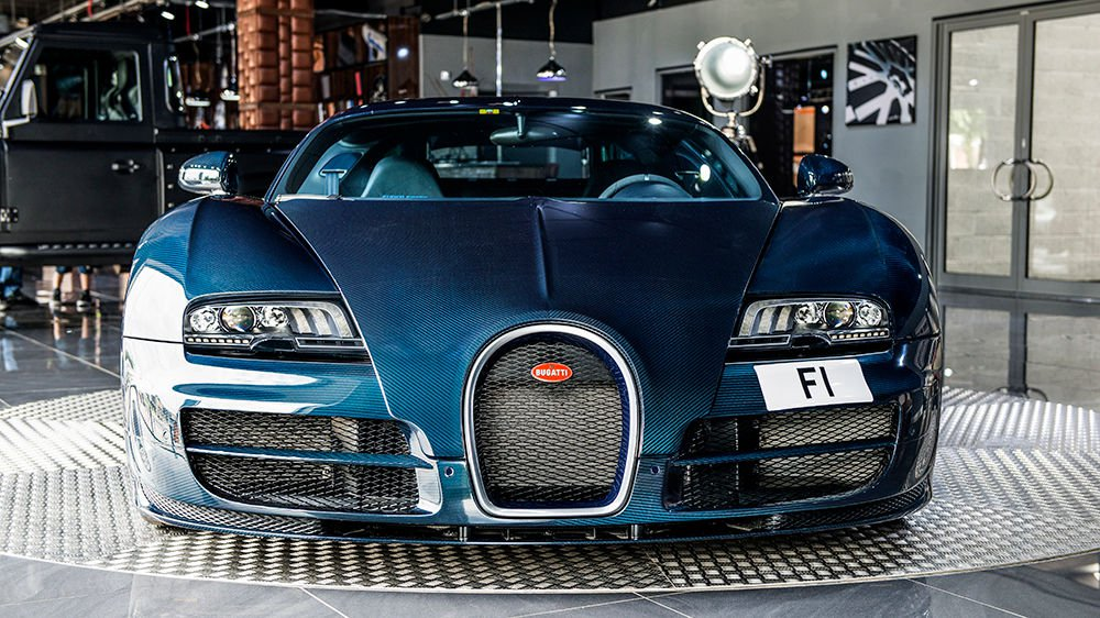 forget the bugatti chiron get this blue carbon veyron super sport instead. Black Bedroom Furniture Sets. Home Design Ideas