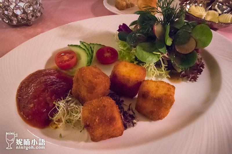 【琉森美食推薦】Old Swiss House。好萊塢影星都慕名的米其林推薦餐廳