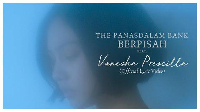 Chord Gitar/Kunci Gitar The Panasdalam Bank - Berpisah (Feat. Vanesha Prescilla)