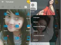 BBM MOD Cewek ekyud Full Transparan Apk v3.2.0.6 Terbaru
