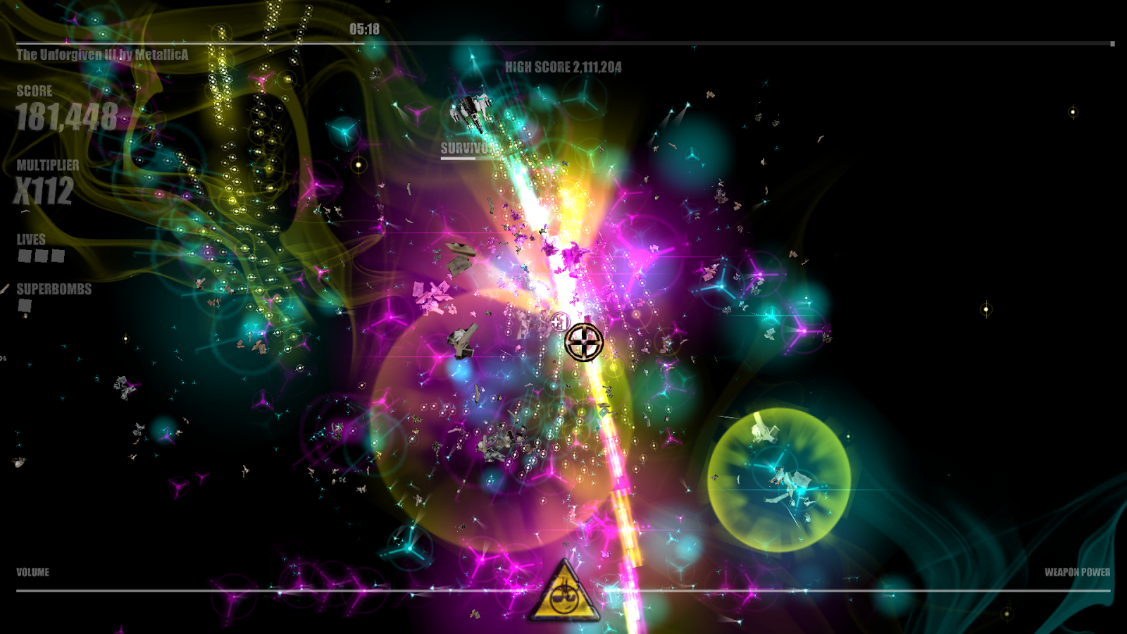 Play Games Beat Hazard Ultra With Music Download Free