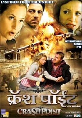 Crash Point 2018 Hindi Dubbed 400MB WEBRip 480p x264 Download