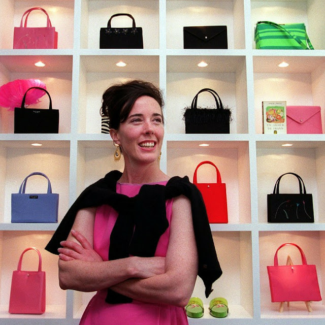 10 Lessons in Success We Learned From Kate Spade