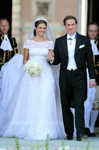Royal Couture Wedding Of Princess Madeleine Of Sweden