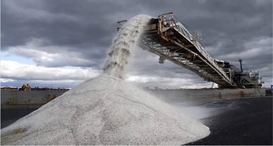 الملح الصخري