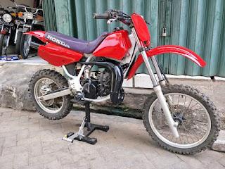 Dijual Trail Jadoel Honda CR80 085781646634