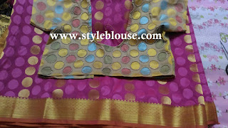HAND MADE BLOUSE
