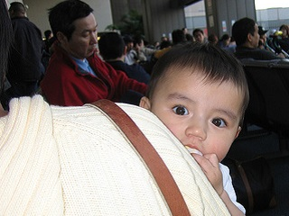 Image: Cute little Japanese baby, by Eric Molina, on Flickr