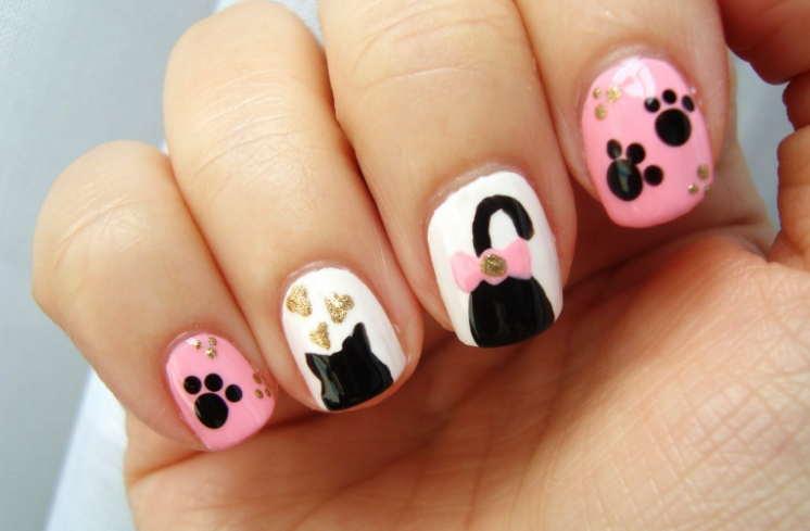 MiBlogRola: Moda uñas pintadas adolescentes