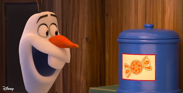 "#DisneyMagicMoments, At Home With Olaf - ""Candy"", Disney, Frozen, Frozen 2"