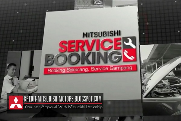 Service Booking Mitsubishi Tangerang