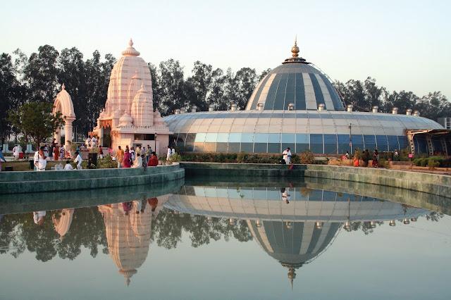 Akshaya Patra in Vrindavan