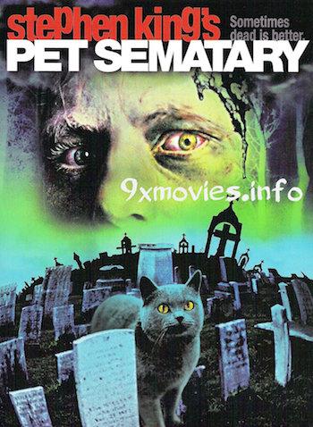 Pet Sematary 1989 Dual Audio Hindi 480p BluRay 300mb