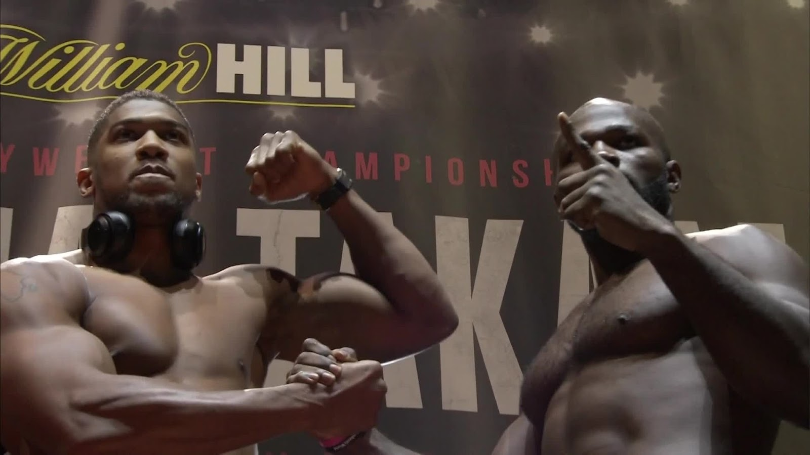 ANTHONY JOSHUA VS CARLOS TAKAM 6