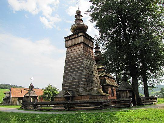 Cerkiew pw. św. Paraskiewy w Kwiatoniu.