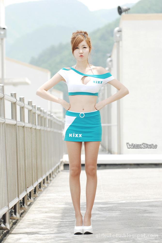 xxx nude girls: Han Ga Eun, SPOEX 2011