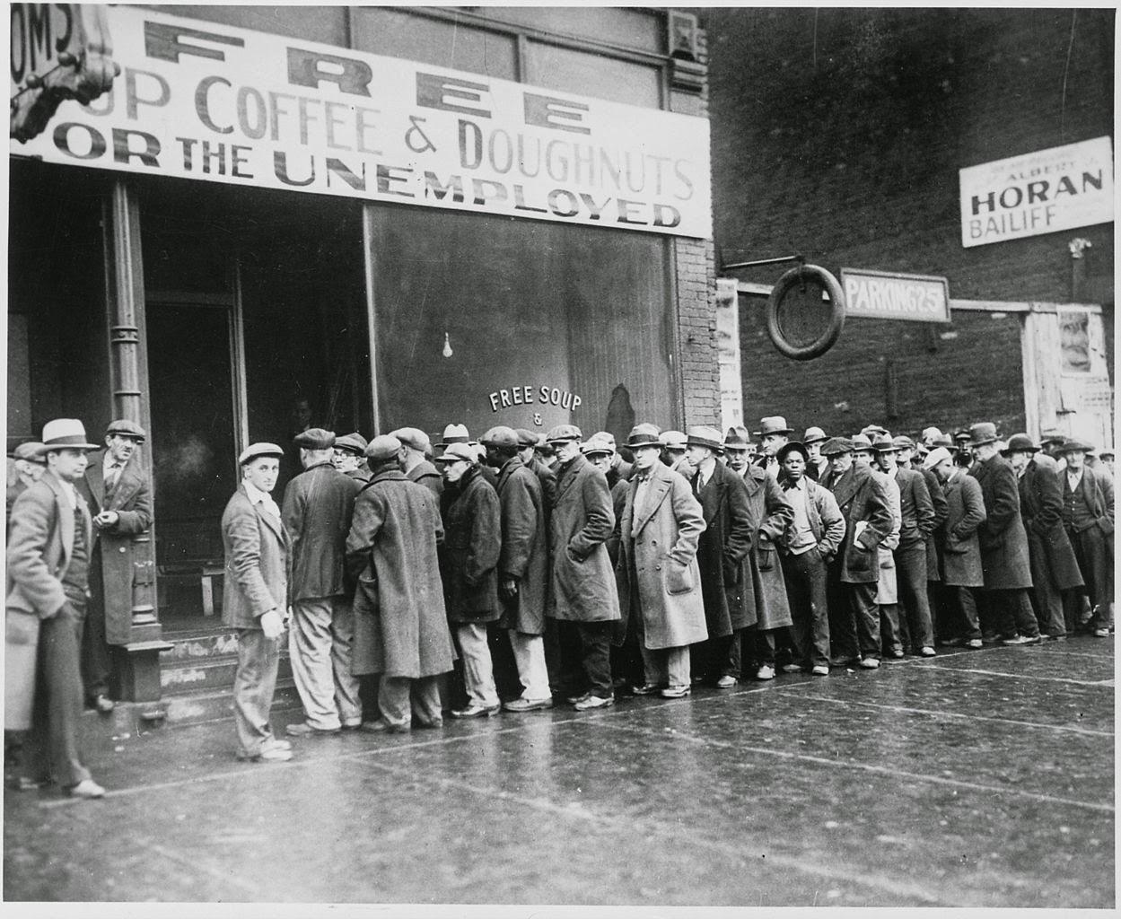 Capone Free Soup Kitchen