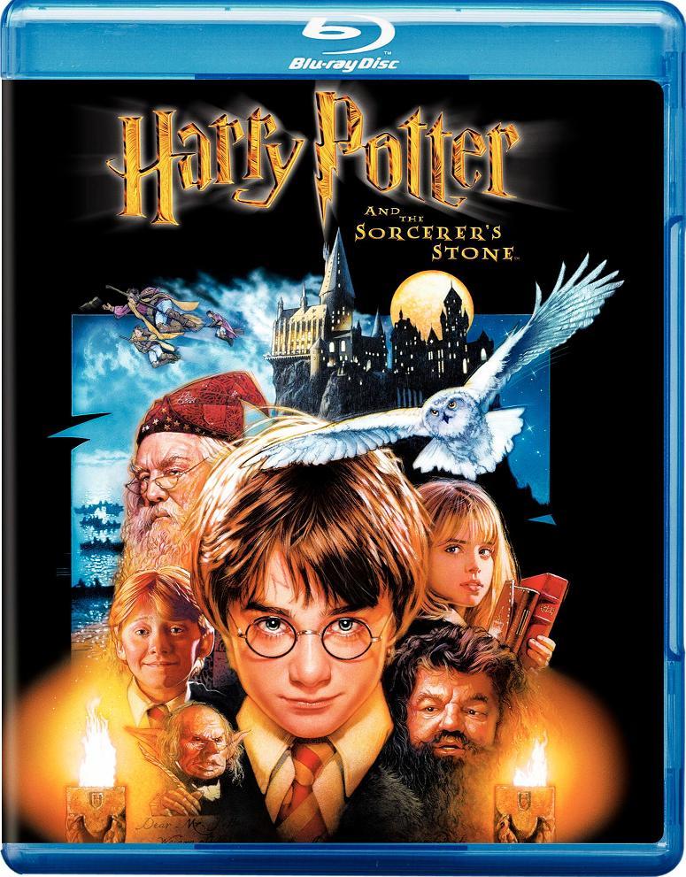 Harry Potter and the Sorcerer's Stone 2001 480p 350MB Blu-Ray Hindi Dubbed Dual Audio [Hindi - English] MKV