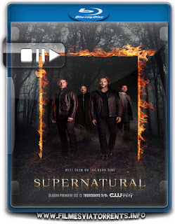 Supernatural (Sobrenatural) 12ª Temporada Torrent