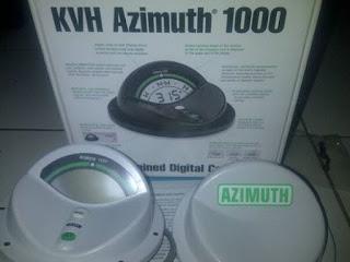 Jual Maritime Compass (Kompas Maritim) KVH Azimuth 1000