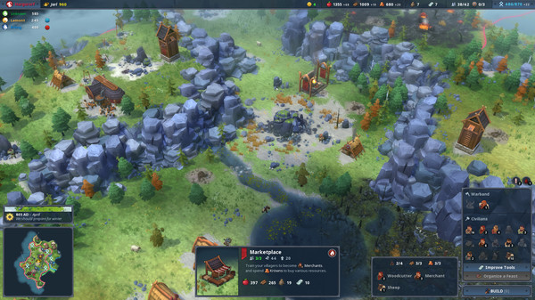 Northgard Free Download Screenshot 2