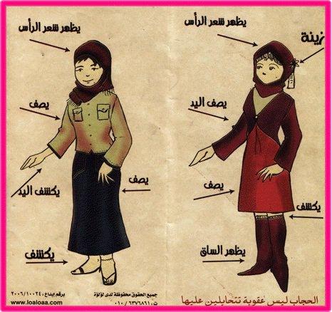 a593a671f هناك بعض النساء من ترتدي الحجاب الكامل ولكنها تتهاون في أمر ظهور قدميها